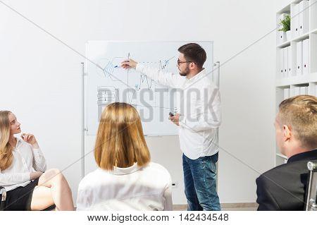 Presentation At Modern Company