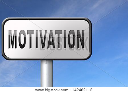 motivation and inspiration get inspired or inspire others give an energy boost optimistic with text and word 3D illustration