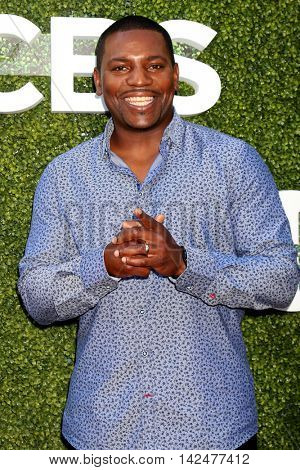 LOS ANGELES - AUG 10:  Mekhi Phifer at the CBS, CW, Showtime Summer 2016 TCA Party at the Pacific Design Center on August 10, 2016 in West Hollywood, CA
