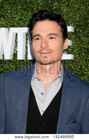 LOS ANGELES - AUG 10:  Daniel Bonjour at the CBS, CW, Showtime Summer 2016 TCA Party at the Pacific Design Center on August 10, 2016 in West Hollywood, CA
