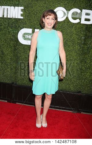 LOS ANGELES - AUG 10:  Beth Hall at the CBS, CW, Showtime Summer 2016 TCA Party at the Pacific Design Center on August 10, 2016 in West Hollywood, CA