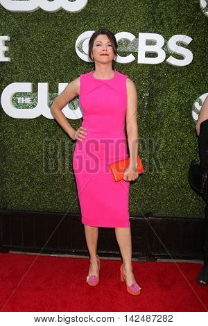 LOS ANGELES - AUG 10:  Amy Pietz at the CBS, CW, Showtime Summer 2016 TCA Party at the Pacific Design Center on August 10, 2016 in West Hollywood, CA