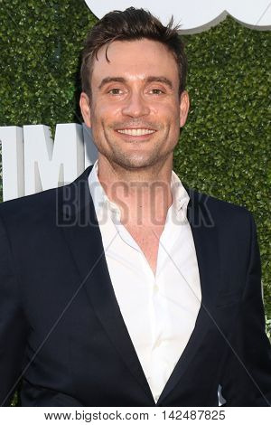 LOS ANGELES - AUG 10:  Daniel Goddard at the CBS, CW, Showtime Summer 2016 TCA Party at the Pacific Design Center on August 10, 2016 in West Hollywood, CA