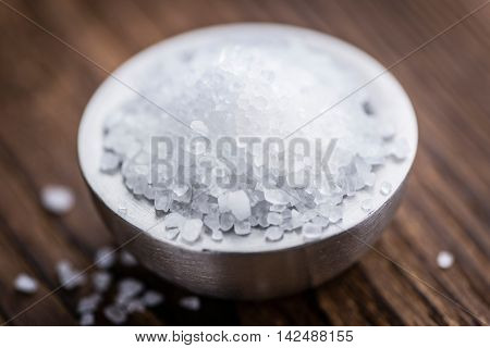 Coarse Salt (selective Focus)