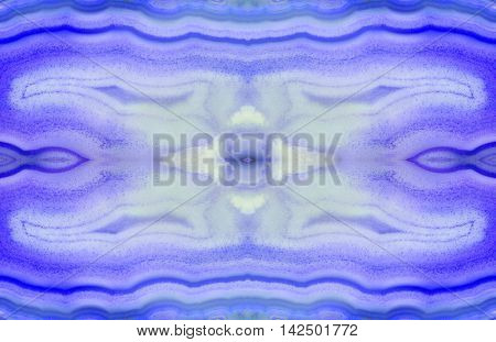 background with blue agate structure