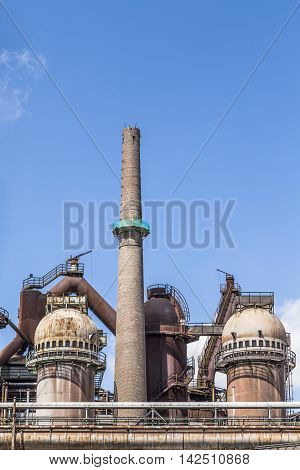 Volklingen Ironworks In Saar