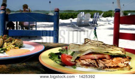 Almuerzo de Islamorada