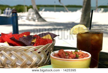 Tropical Snacks