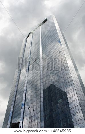Modern Boston Skyscraper
