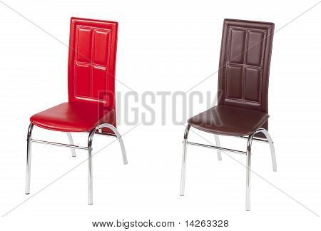 High Backrest Dining Chairs