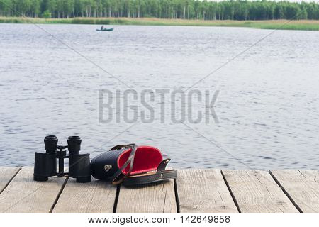 place for wildlife watching, probably forgotten things