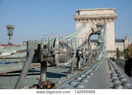 Chain Bridge is the quintessential symbol to Budapest, one of the most beautiful European city.