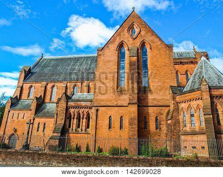 Barony Parish Glasgow Hdr