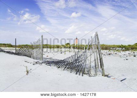 Weathered Beach