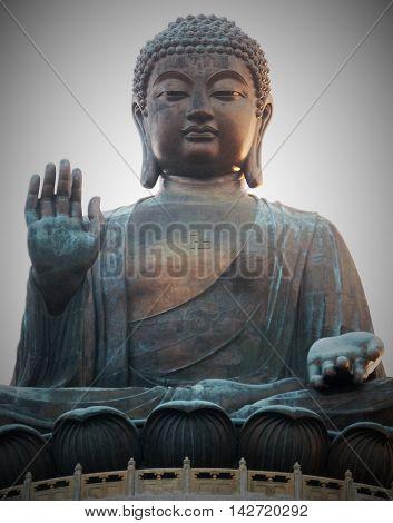 hong kong tian tan buddha po lin monastery lan tau island