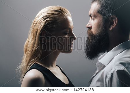 Young Sexy Couple