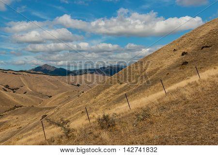 Wither Hills in Marlborough region, New Zealand