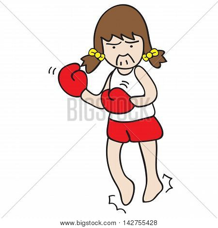 boxing is a type of cardio workout that burn more calories