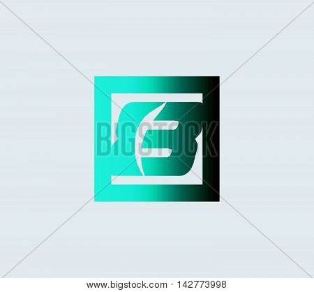 Set of Number eight 8 logo icon template elements