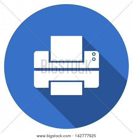 Printer vector icon
