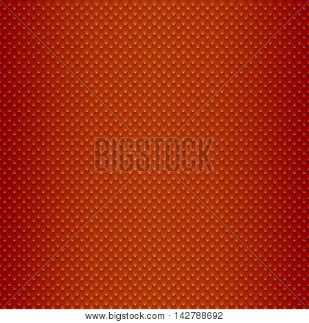 Red Snake Skin Scales Seamless Pattern