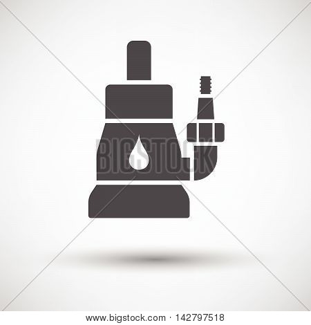Submersible Water Pump Icon