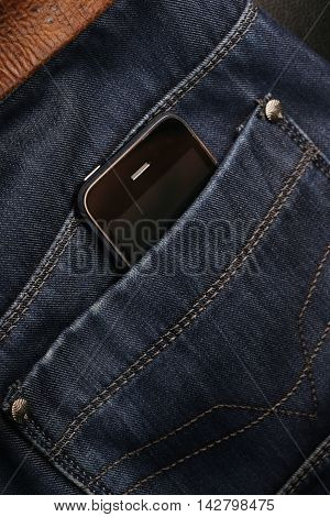 Phone In Your Pocket
