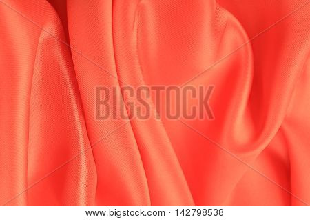 Bends Coral Satin
