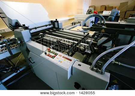 New Polygraphic Machine