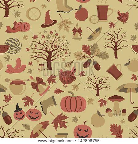 Autumn Seamless_1
