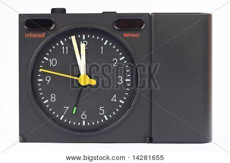Clock around 12 o'clock