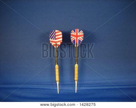 Us & Great Britain Darts