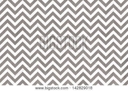 Watercolor Grey Stripes Background, Chevron.