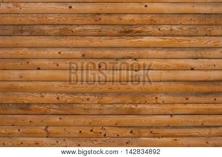 old wooden boards in a number of clear summer day