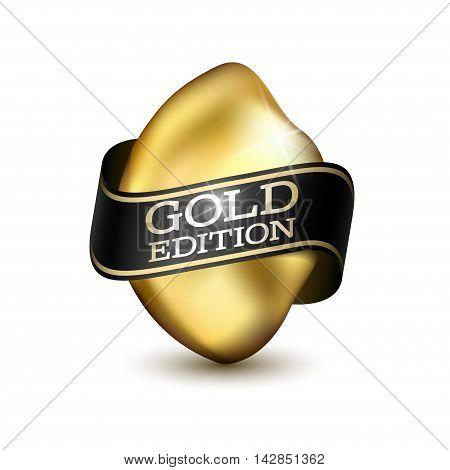 Gold Edition Illustration