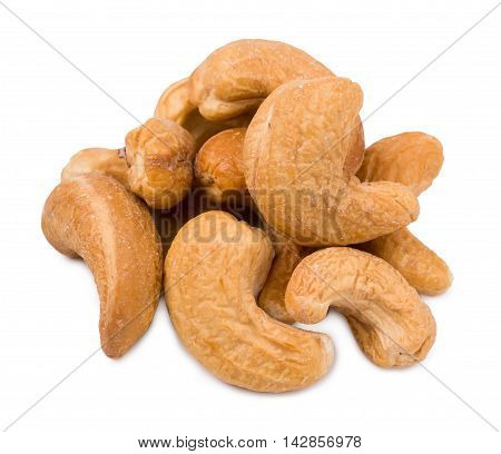 Cashew nuts isolated d d d d