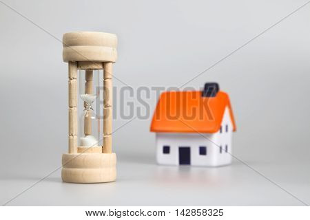 Concept - Time To Buy A Property