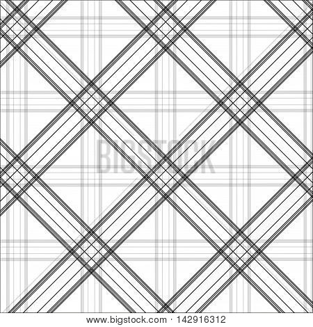 flat design geometrical square pattern background vector illustration
