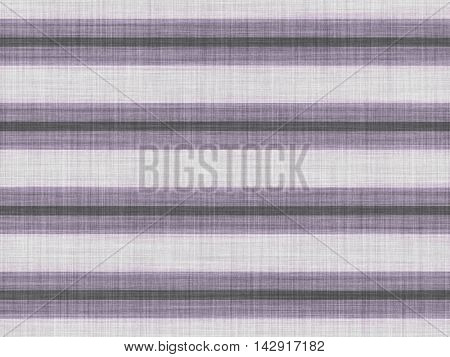 Grey, white and black stripes horizontally on the fabric simulation.