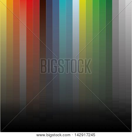 flat abstract striped pattern background design vector illustration