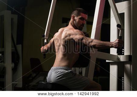 Back Exercises On A Machine