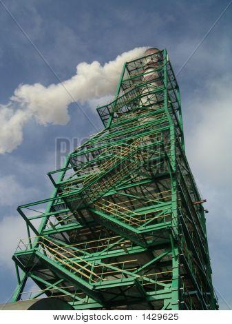 Desulphurization Exhaust Gases