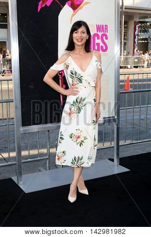 LOS ANGELES - AUG 15:  Perrey Reeves at the War Dogs