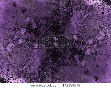 art grunge purple ragged abstract pattern illustration background