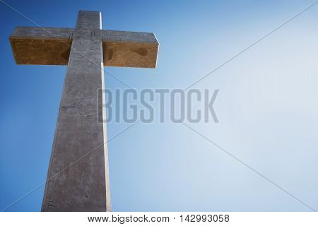 Cross On Mount Filerimos, Greece, Rhodes