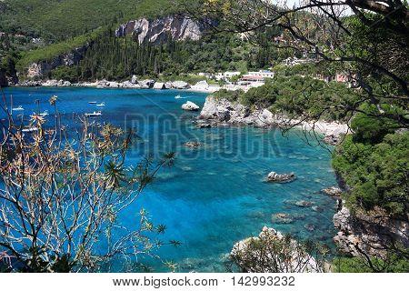 Corfu - Liapades