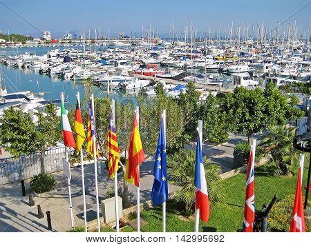 Alcudia Port, Majorca