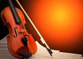 stock photo of musical instrument string  - Musical instrument  - JPG
