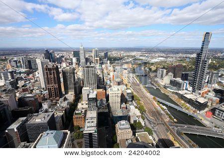 Melbourne - Modern City