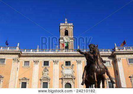 Palazzo Senatorio, Rome